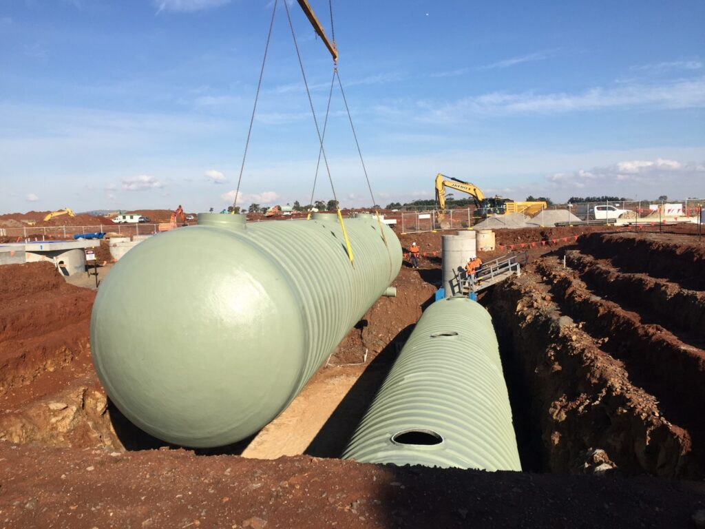 water engineering, civil engineering, surveying, spiire, proerty development, sewer pump station