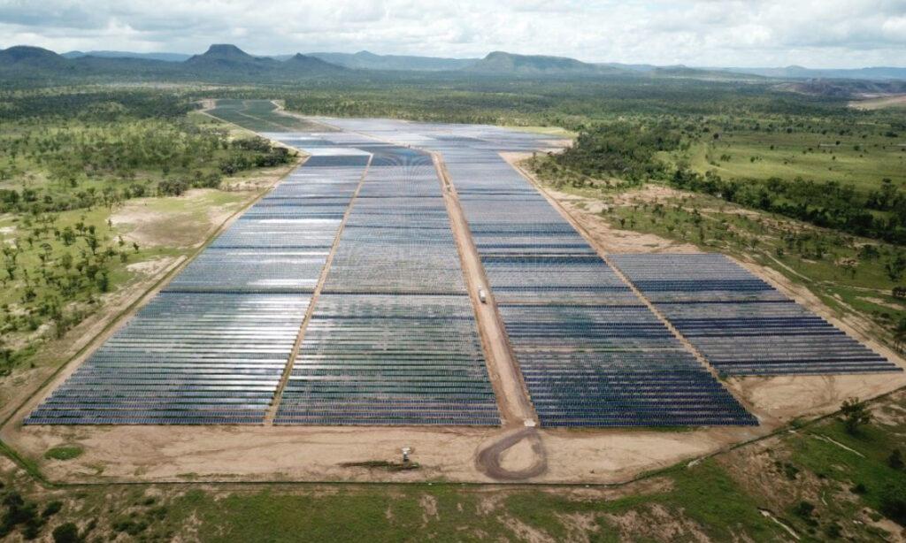 Albury, wodonga, surveying, solar farm