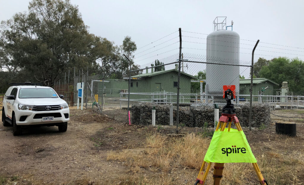 Albury, wodonga, spiire, surveying, pump station, water engineering