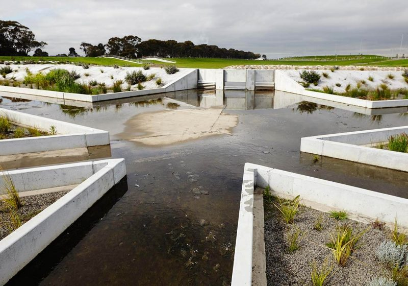 Melbourne Airport Stormwater Harvesting Scheme