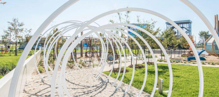 spiire, landscape architecture, playspace, melbourne, land development