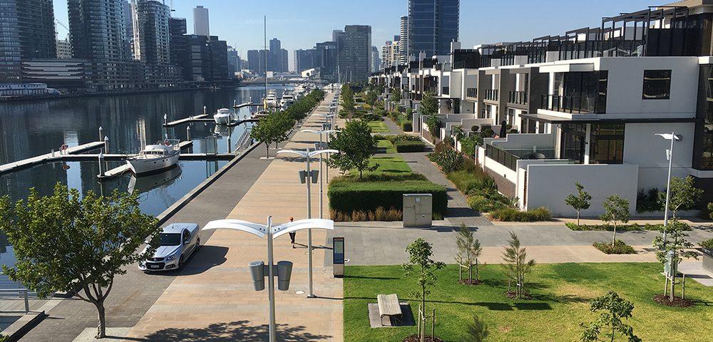 Yarra's Edge, Docklands