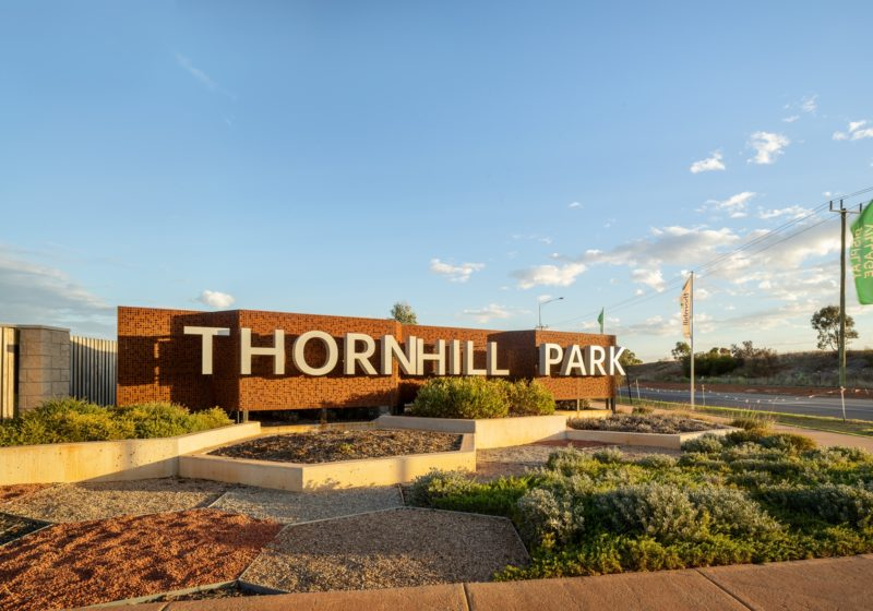 Thornhill Park Estate, Rockbank