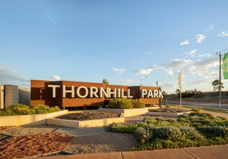 Thornhill Park Estate, Rockbank