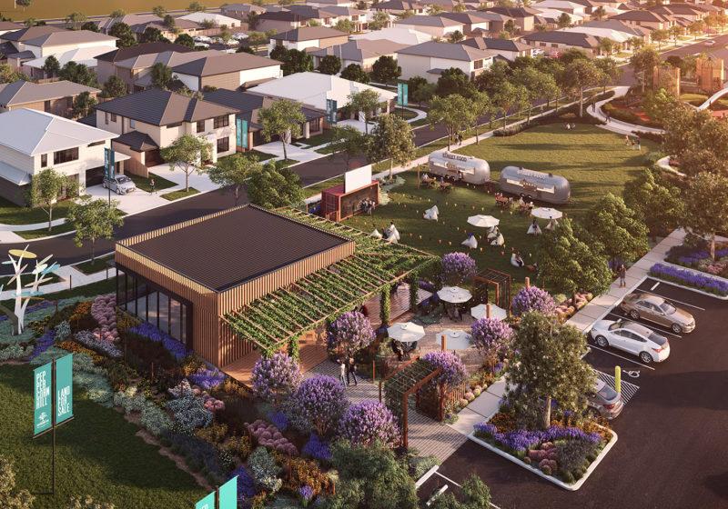 Peppercorn Hill Landscape Masterplan