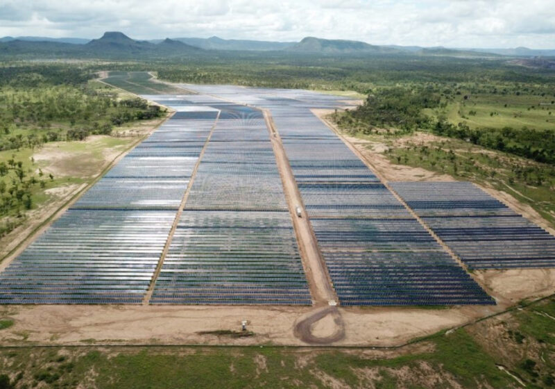Darlington Point Solar Farm