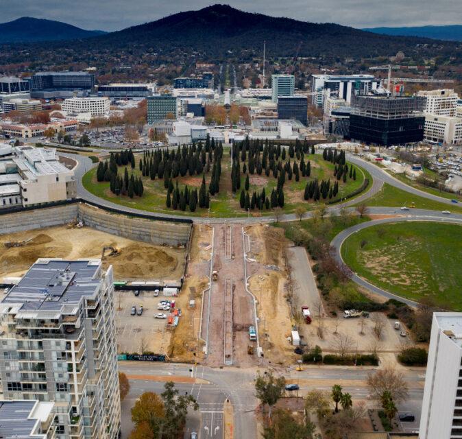 Edinburgh Avenue Extension, Canberra